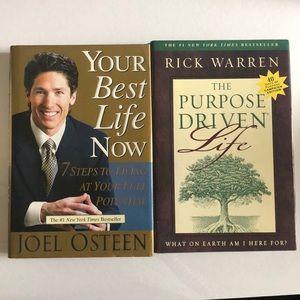 2 Inspirational Books